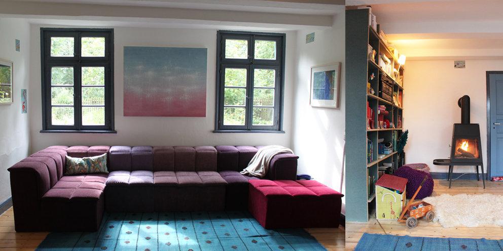 kamin deko & ideen - Wohnzimmer Gemutlich Kamin