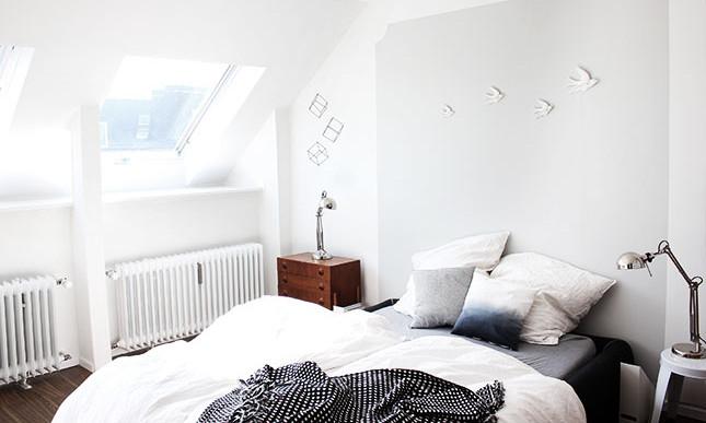 Schlafzimmer ideen zum einrichten gestalten - Schlafzimmer design ideen ...