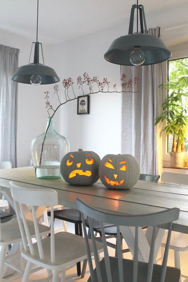 die besten ideen f r schaurig sch ne halloween deko. Black Bedroom Furniture Sets. Home Design Ideas
