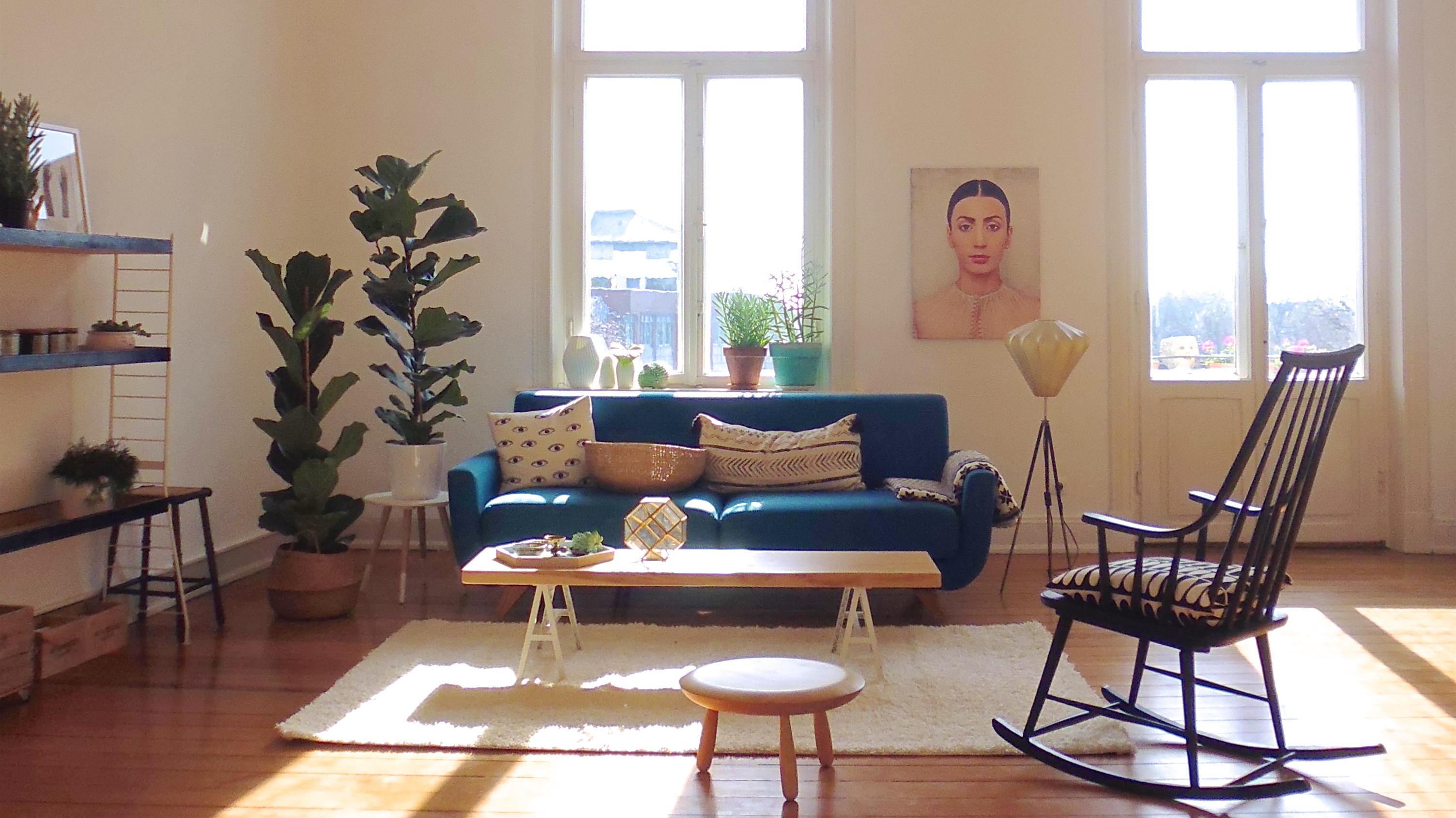 Der Mid Century Modern Wohnstil