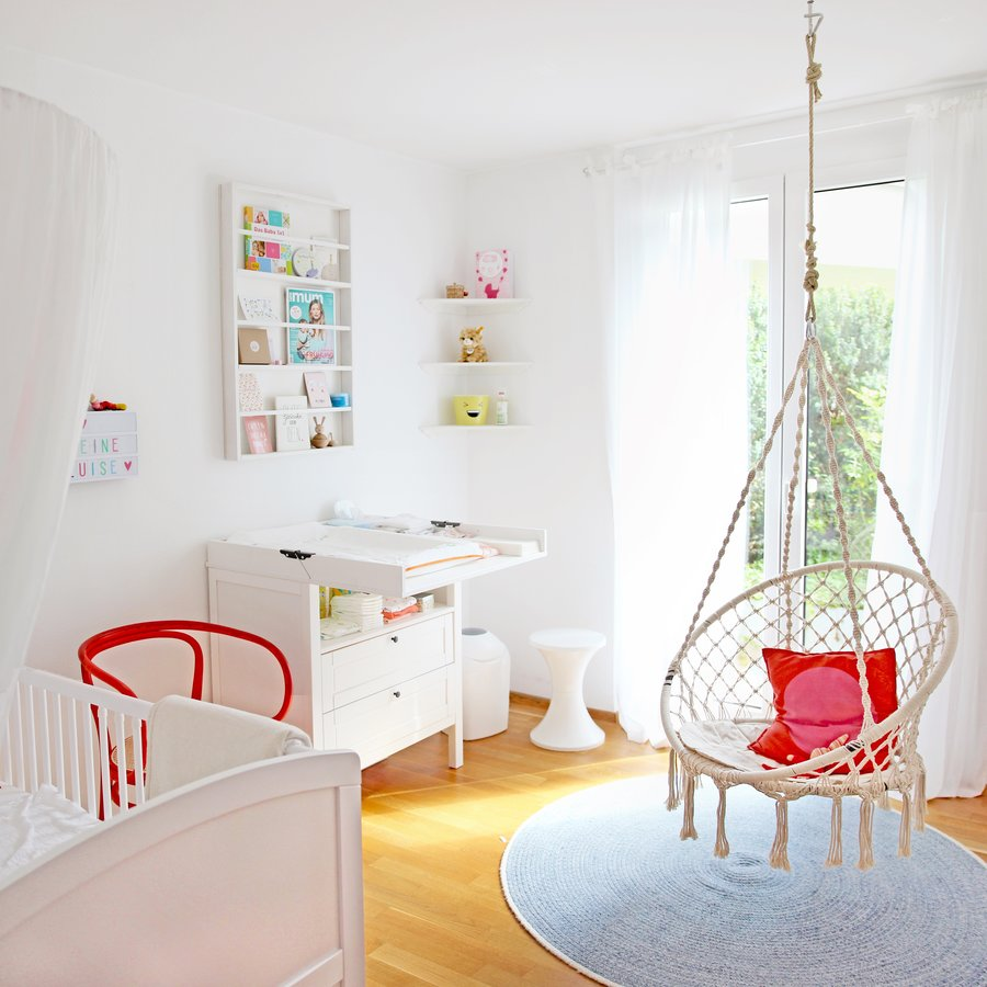 moderne kinderzimmer. Black Bedroom Furniture Sets. Home Design Ideas