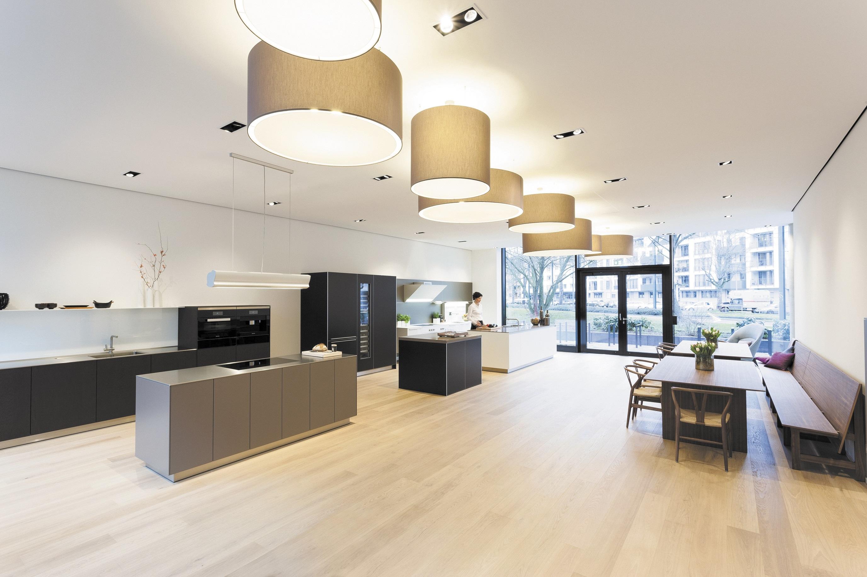 bulthaup im belsenpark in d sseldorf. Black Bedroom Furniture Sets. Home Design Ideas