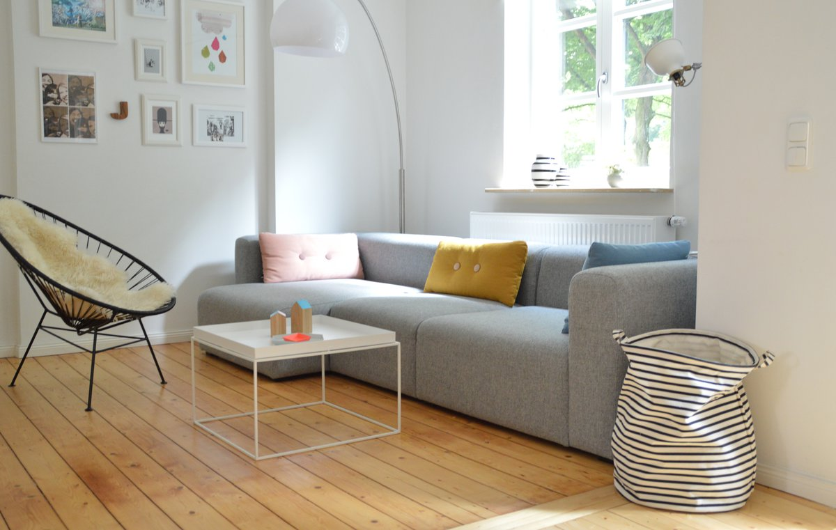 Das Skandinavische Wohnzimmer