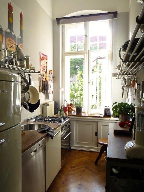 Kleine Küchen: Ideen für die Raumgestaltung | SoLebIch.de