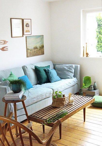 """retro und vintage zwei wohnstile inspiriert von der vergangenheit, ich liebe die farben des meeres!"""" - zu besuch bei borstelbü in, Design ideen"""