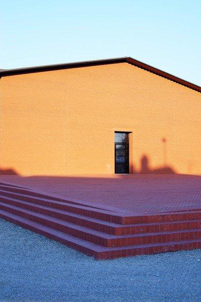 Schön ... Von Der Kürzlich Verstorbenen Architektin Zaha Hadid, Das Schaudepot,  Neuestes Gebäude In Der Sammlung Und Das Vitra Café Mit Dem Belleville Stuhl  Der ...