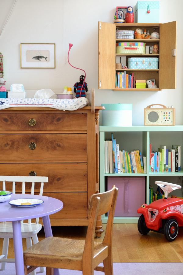 Ideen Und Tipps Für Die Einrichtung Eines Kinderzimmers 2 6 Jahre