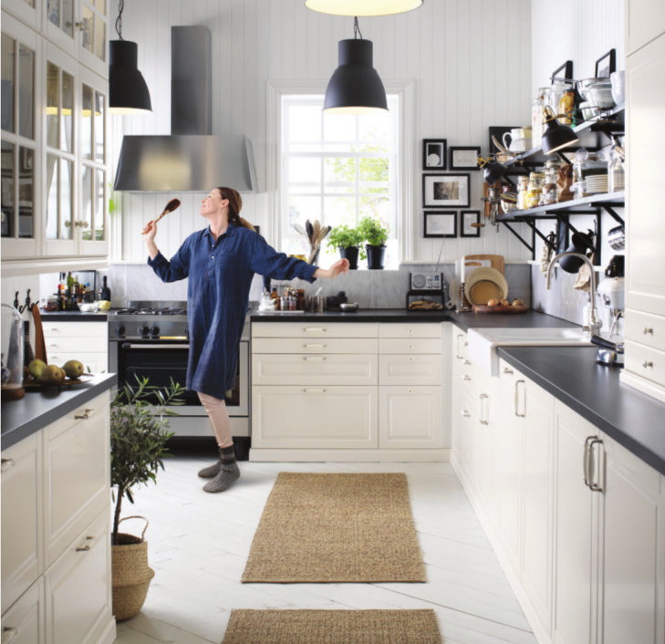 Neue Möbel & neue Wohnkonzepte im Ikea Katalog 2017