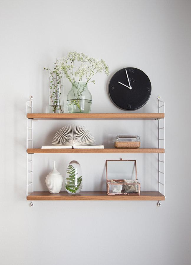 Regalsystem Wohnzimmer: Individueller Stauraum
