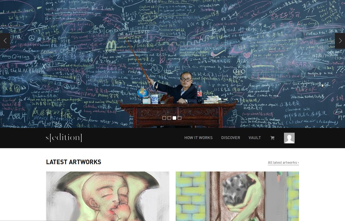 Kunst Kaufen Die Besten Online Galerien Auf Einen Blick