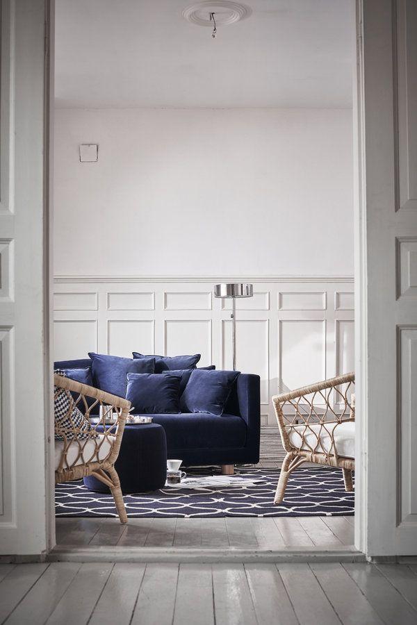 so sch n ist die neue ikea stockholm kollektion. Black Bedroom Furniture Sets. Home Design Ideas