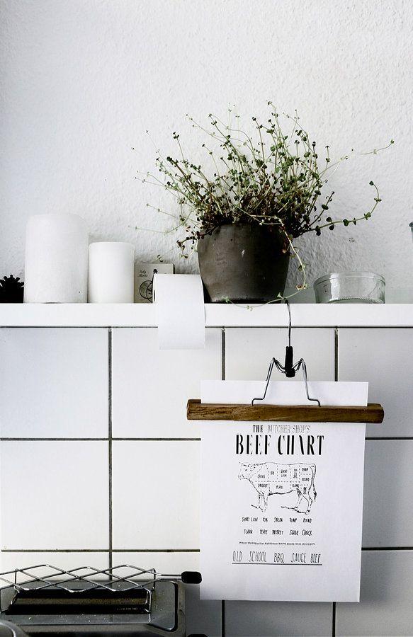 DIYnstag: 10 DIY-Hacks für praktische Küchenaccessoires ...
