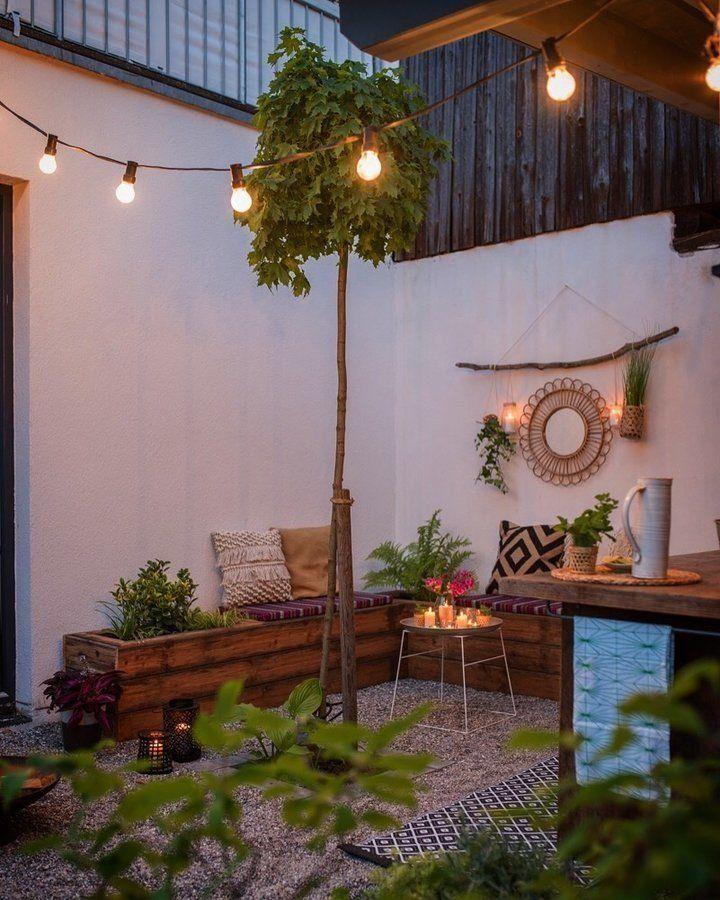 Diynstag 9 Diy Gartenideen Im Boho Stil Und Umgestaltungstipps Von