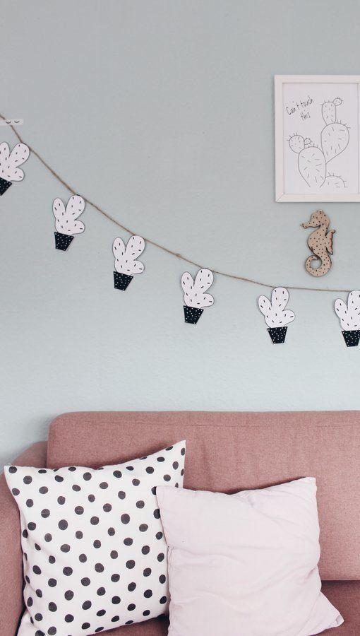 10 Besondere Diy Wandgestaltungsideen Fur Das Kinderzimmer