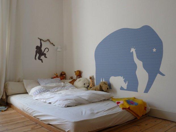 F r die kleinen deko tiere im kinderzimmer - Fensterbank deko kinderzimmer ...
