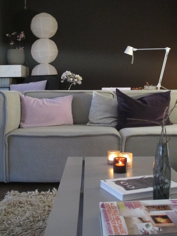 Trendfarbe Einrichtungsideen In Der Farbe Grau Solebichde