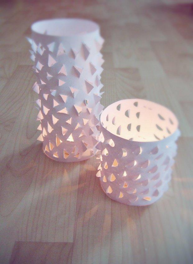 Teelichthalter Basteln neues jahr neue ideen teelichter basteln solebich de