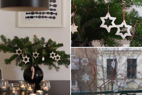 schwebend leicht sch ne mobiles auch f r weihnachten. Black Bedroom Furniture Sets. Home Design Ideas