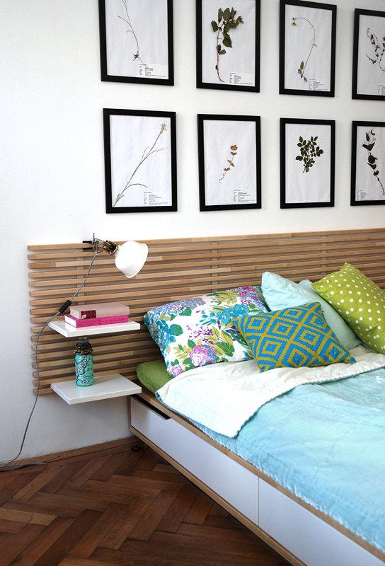 ich hab ein bett. Black Bedroom Furniture Sets. Home Design Ideas