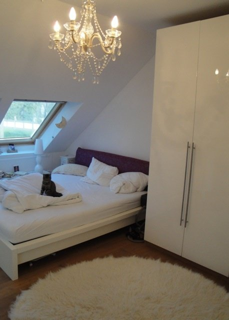 Kleine schlafzimmer einrichten na dann gute nacht for Ikea kleines schlafzimmer