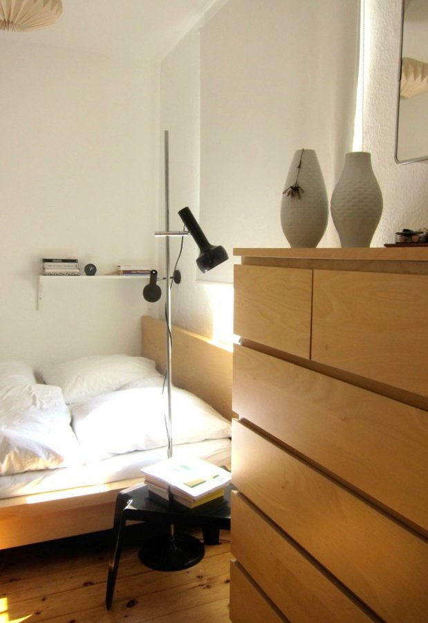 Kleine schlafzimmer einrichten na dann gute nacht for Einrichtungsbeispiele kleines schlafzimmer