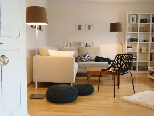 Farbgestaltung Wohnzimmer Konti Schafft Gemtlichkeit Durch Eine Farbpalette In Braune Und Creme