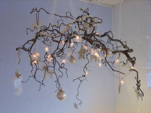 Ideen aus der natur ein tolles objekt mit sten und - Ast zum dekorieren ...