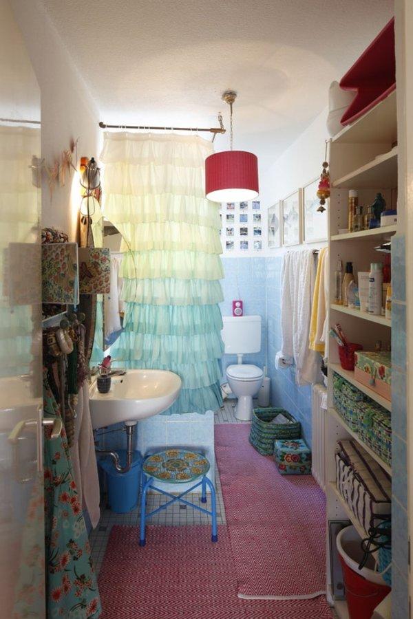 Kleine Badezimmer: Stilmix Badezimmer Von Millie82