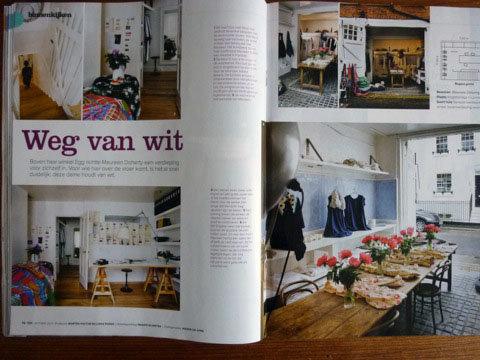 Wohn Zeitschriften tipp holländische wohnzeitschriften zur inspiration solebich de