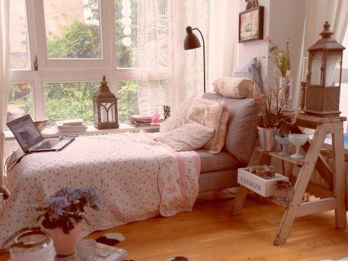 alt und neu shabby chic selbermachen. Black Bedroom Furniture Sets. Home Design Ideas