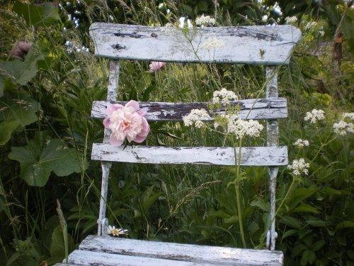 Alt und neu shabby chic selbermachen for Gartendeko shabby vintage