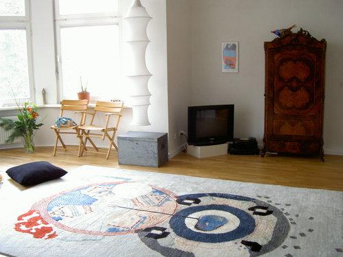 Wohnzimmer Teppich Dekoration : Teppiche für das wohnzimmer solebich