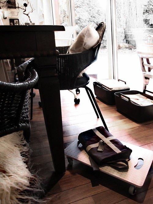Wohnideen Wohnzimmer Frida Hat Schlichte Splkrbe Zur Aufbewahrung Zweckentfremdet