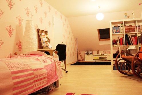 Ideen und tipps f r die einrichtung eines jugendzimmers for Jugendzimmer rot