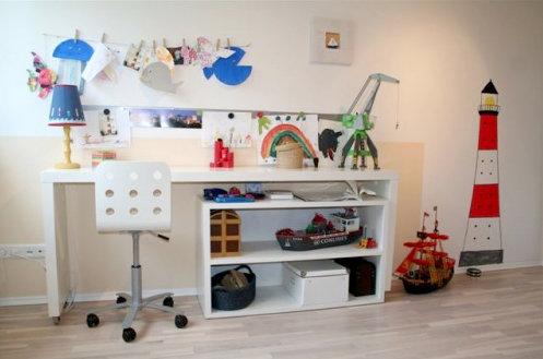 Ideen und Tipps für die Einrichtung eines Schulkind Kinderzimmers ...