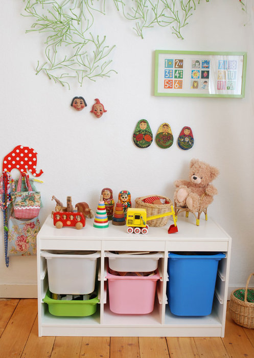 Ordnungshelfer fürs Kinderzimmer – Stauraum in vielen schönen ... | {Stauraum kinderzimmer 32}