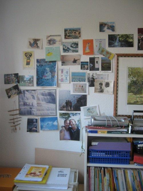 wandgestaltung mit fotos. Black Bedroom Furniture Sets. Home Design Ideas