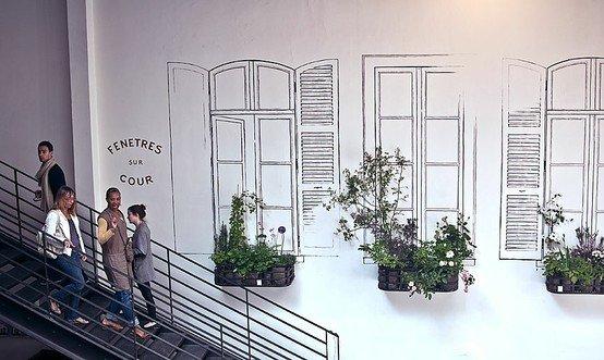 individuelle ideen zur wandgestaltung ein wandtattoo selber machen. Black Bedroom Furniture Sets. Home Design Ideas