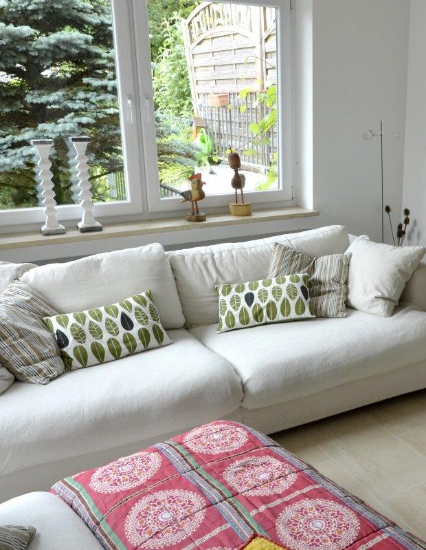Wohnzimmergestaltung Mit Beigefarbenen Sofas: Natürliche Farben Und  Materialien Passen Gut Zu Beigefarbenen Sofas. (Mitglied: Mmmagica)