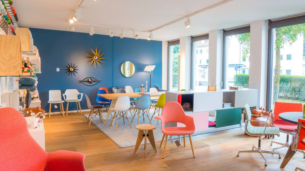 Die besten Einrichtungsläden in München