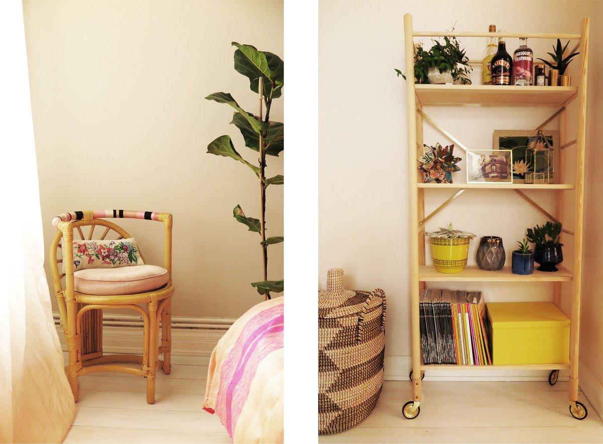 wenn mir langweilig wird tausche ich zimmer streiche. Black Bedroom Furniture Sets. Home Design Ideas