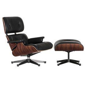 Lounge sessel holz leder  Hochwertige Designer Sessel