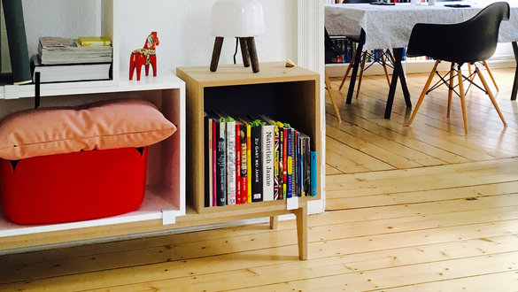 puppenhaus selber machen. Black Bedroom Furniture Sets. Home Design Ideas