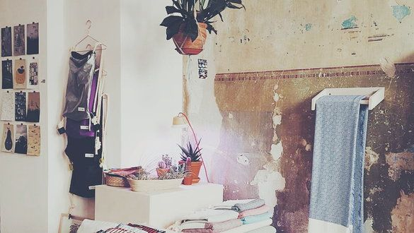 bastelideen mit papier papierschale selbermachen. Black Bedroom Furniture Sets. Home Design Ideas