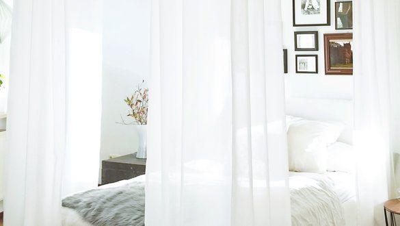 Kleine schlafzimmer einrichten na dann gute nacht - Dekotipps schlafzimmer ...