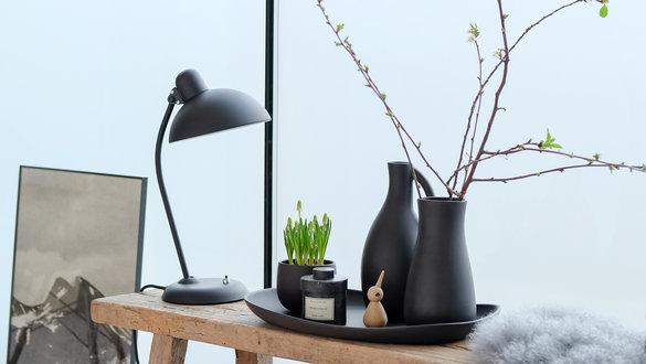 leuchten inspirationen aus echten wohnungen. Black Bedroom Furniture Sets. Home Design Ideas