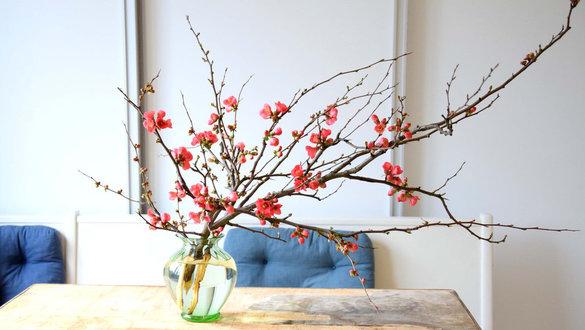 die sch nsten dekoideen mit vasen und blumenvasen. Black Bedroom Furniture Sets. Home Design Ideas