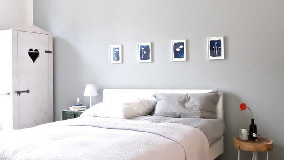 wohnzimmer trendfarbe grau. Black Bedroom Furniture Sets. Home Design Ideas