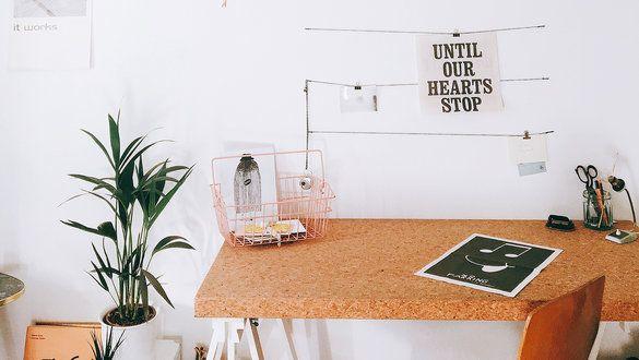 10 DIY Ideen Fürs Homeoffice Im Skandi Stil