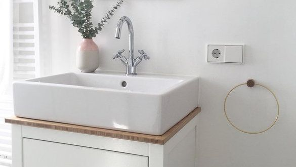 GroB 10 DIY Ideen Für Mehr Wohnlichkeit Im Badezimmer